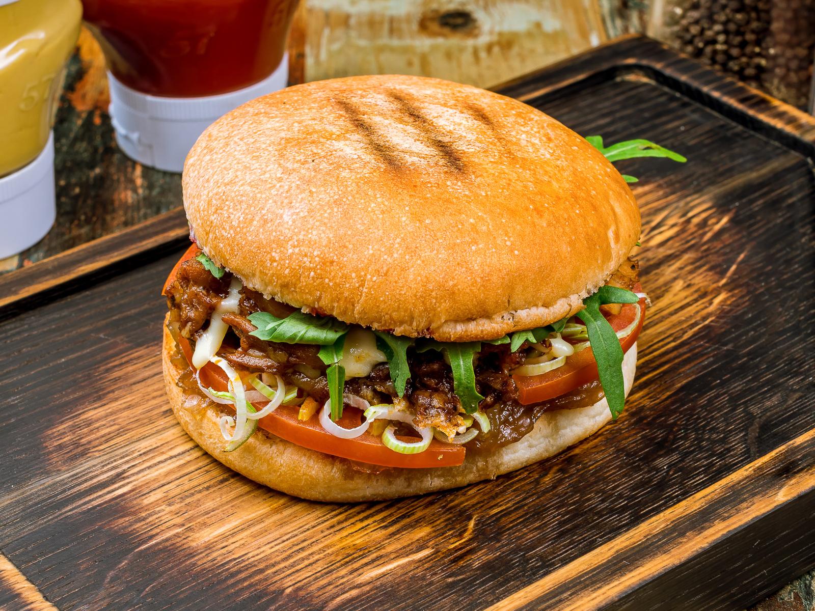 Бургер Мехико
