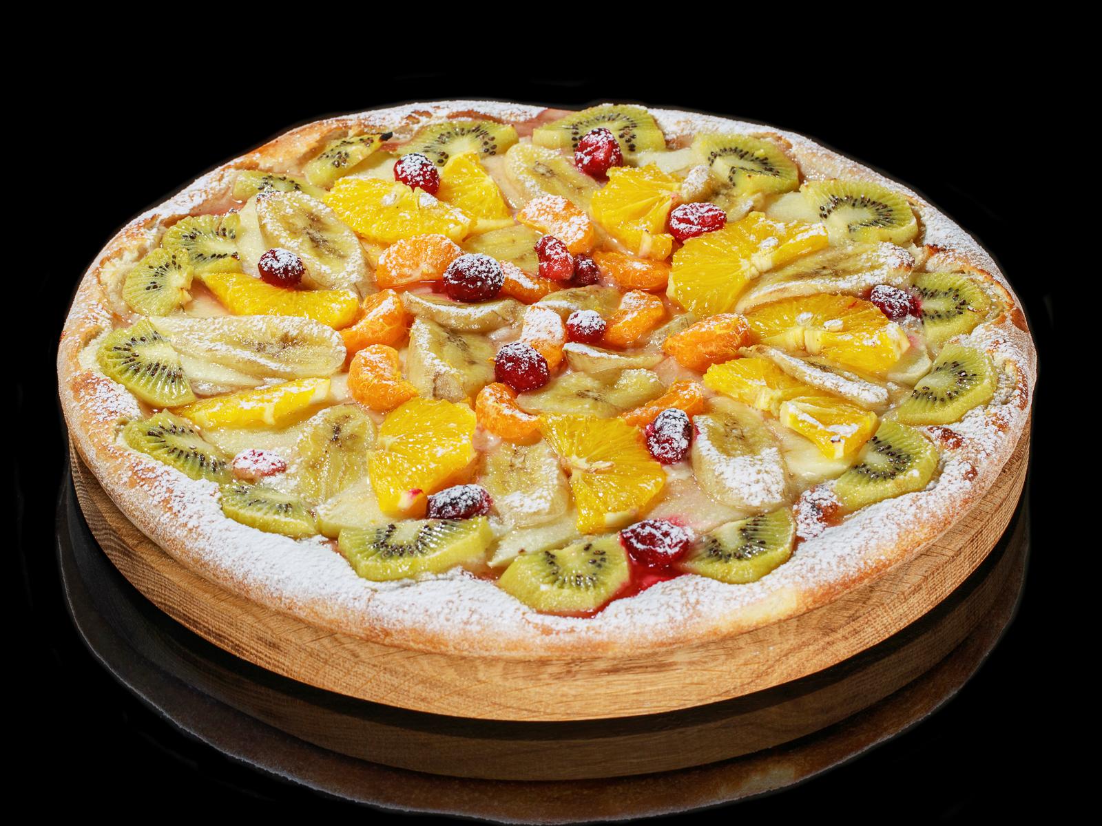 Сладкая пицца  Lucky