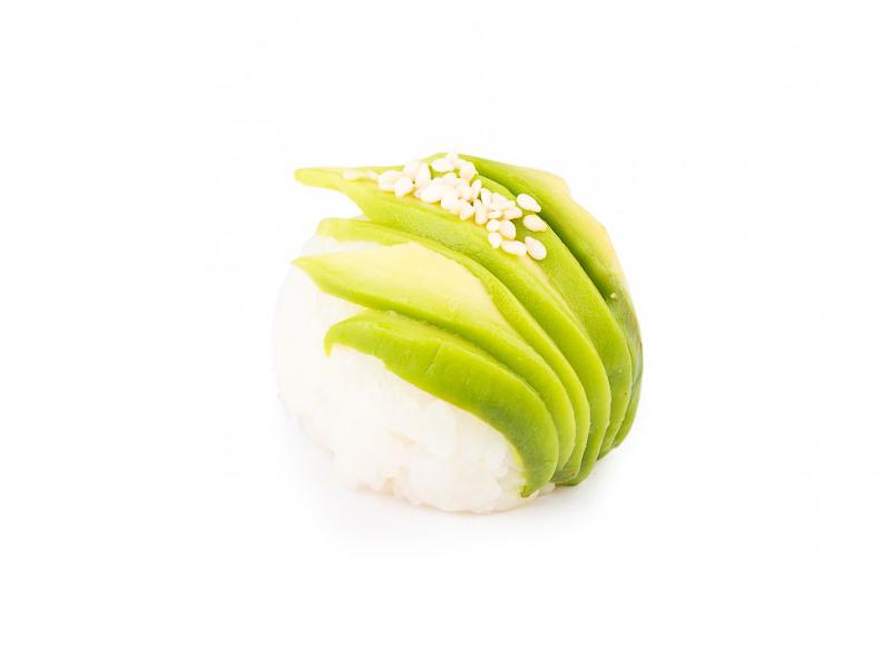Темари с авокадо