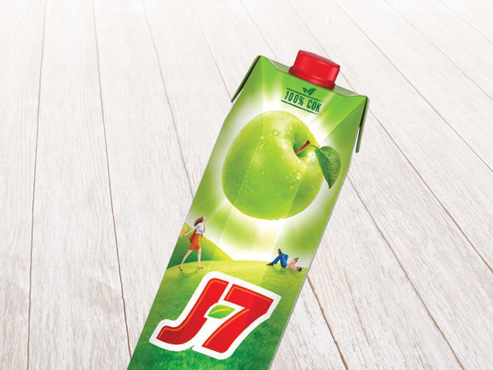 J7 Яблоко 0,97 л