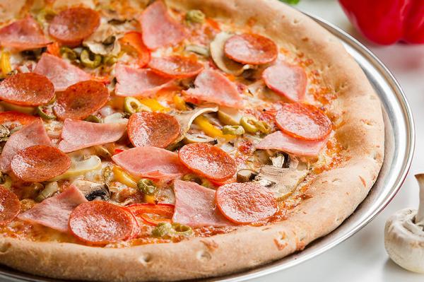 Пицца Ямм Делюкс