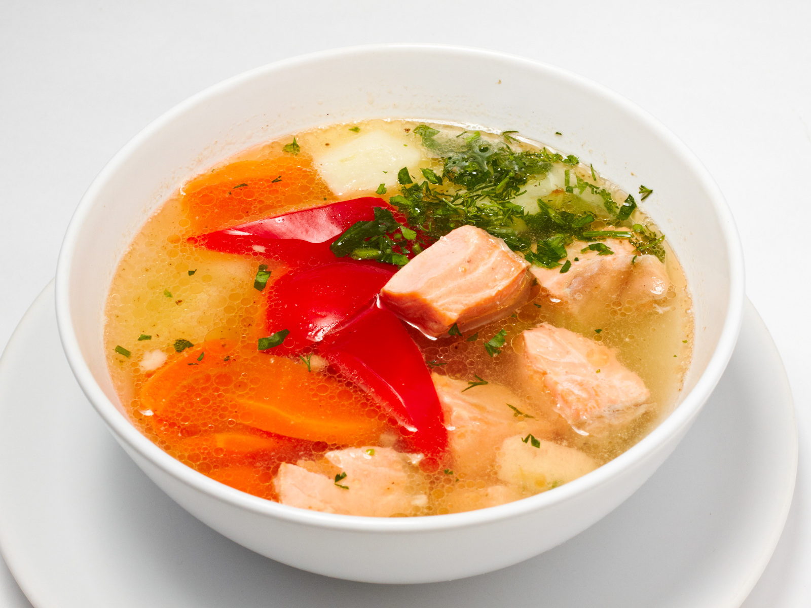Суп Балик шурпа