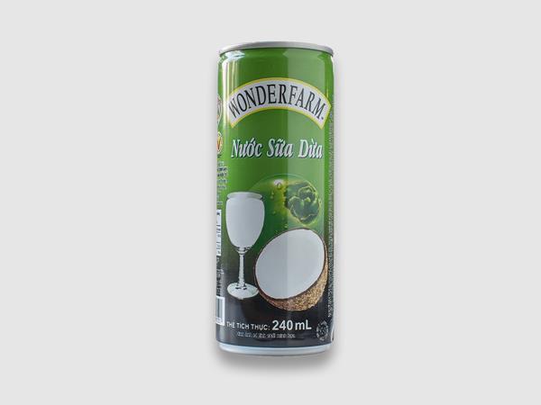 Wonderfarm кокосовое молоко