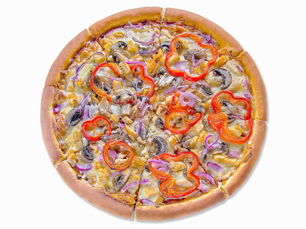 Пицца мексиканская 25 см