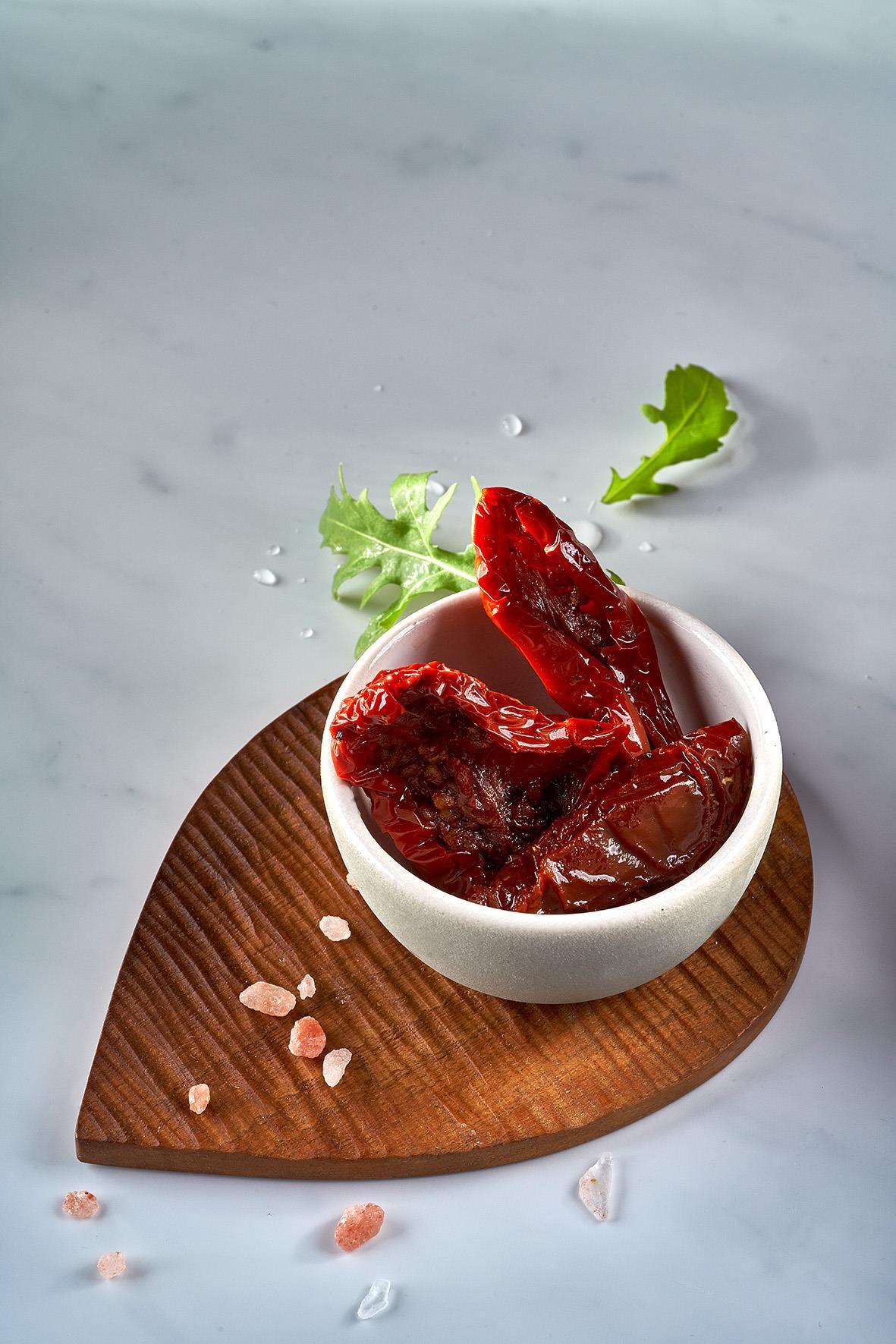 Вяленные помидоры 20 гр.