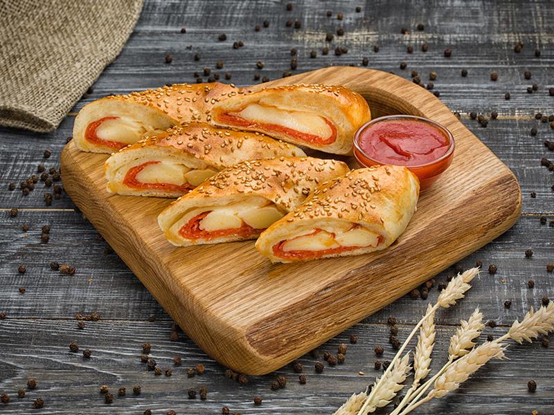 Пицца-ролл Пепперони