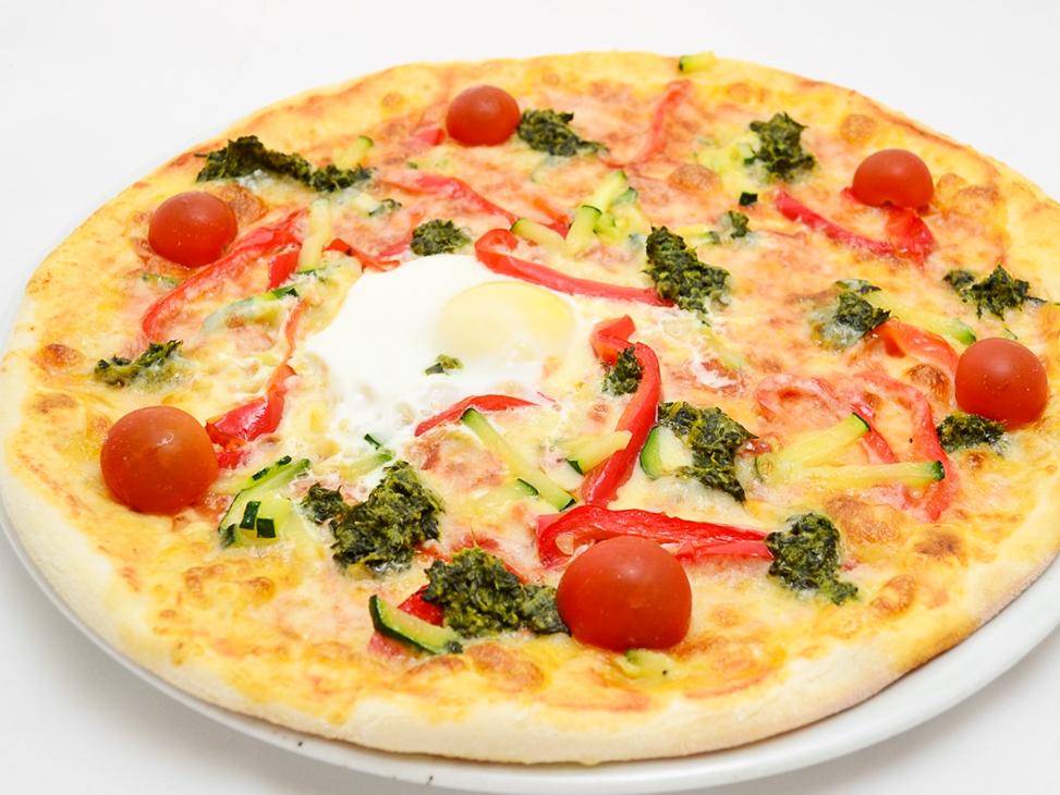 Пицца Весенняя