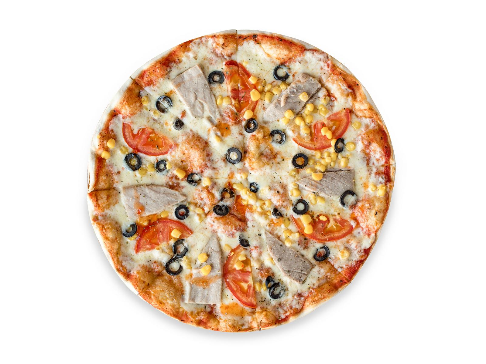 Пицца Туно Чиполло