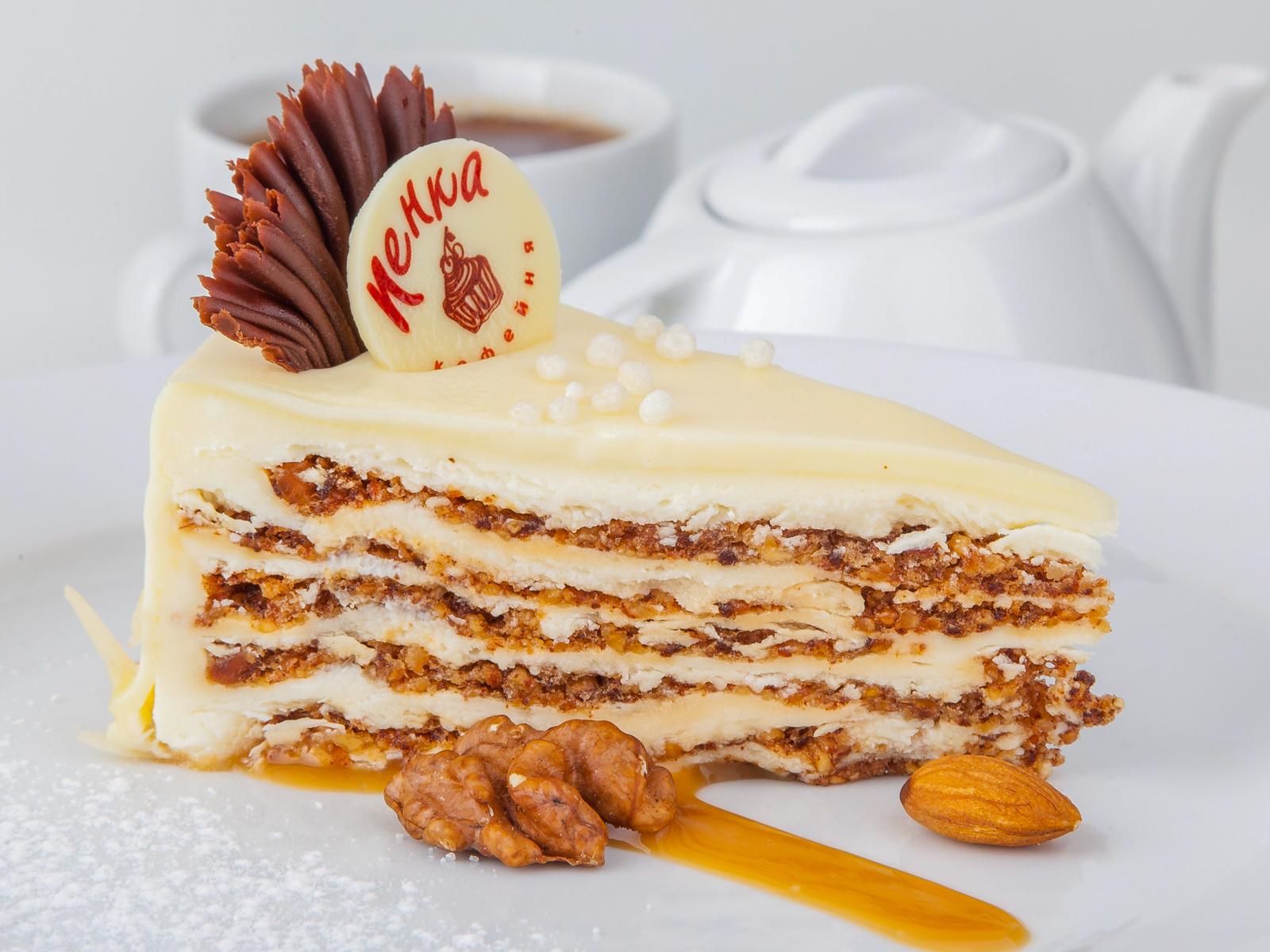 Десерт Миндальный