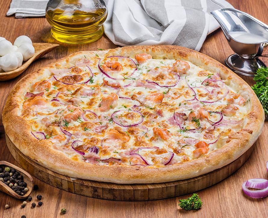 Пицца Винченцо фирменная