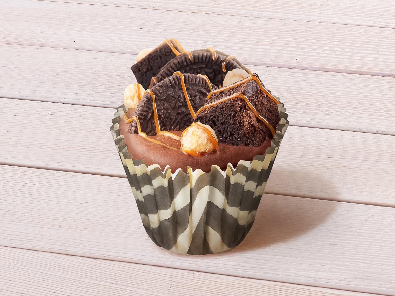 Чизкейк мини Шоколадный с орехом