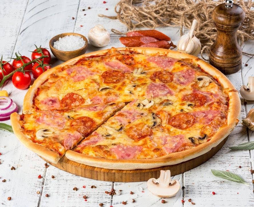 Пицца Классика фирменная