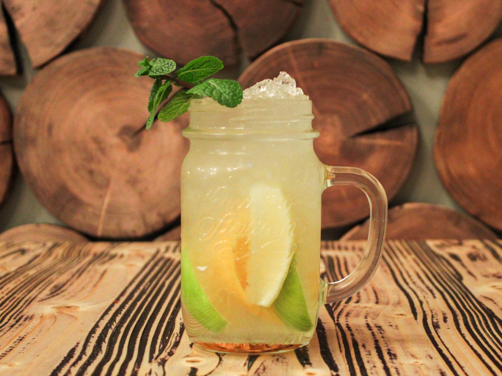 Лимонад цитрусовый мохито