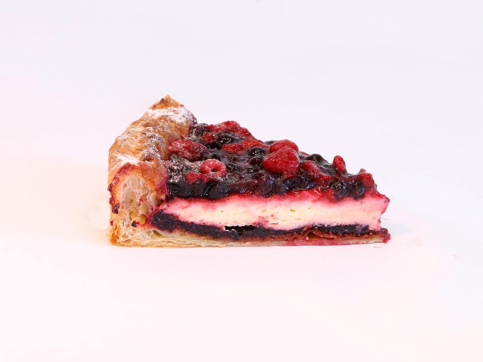 Тарт Лесная Ягода порционный