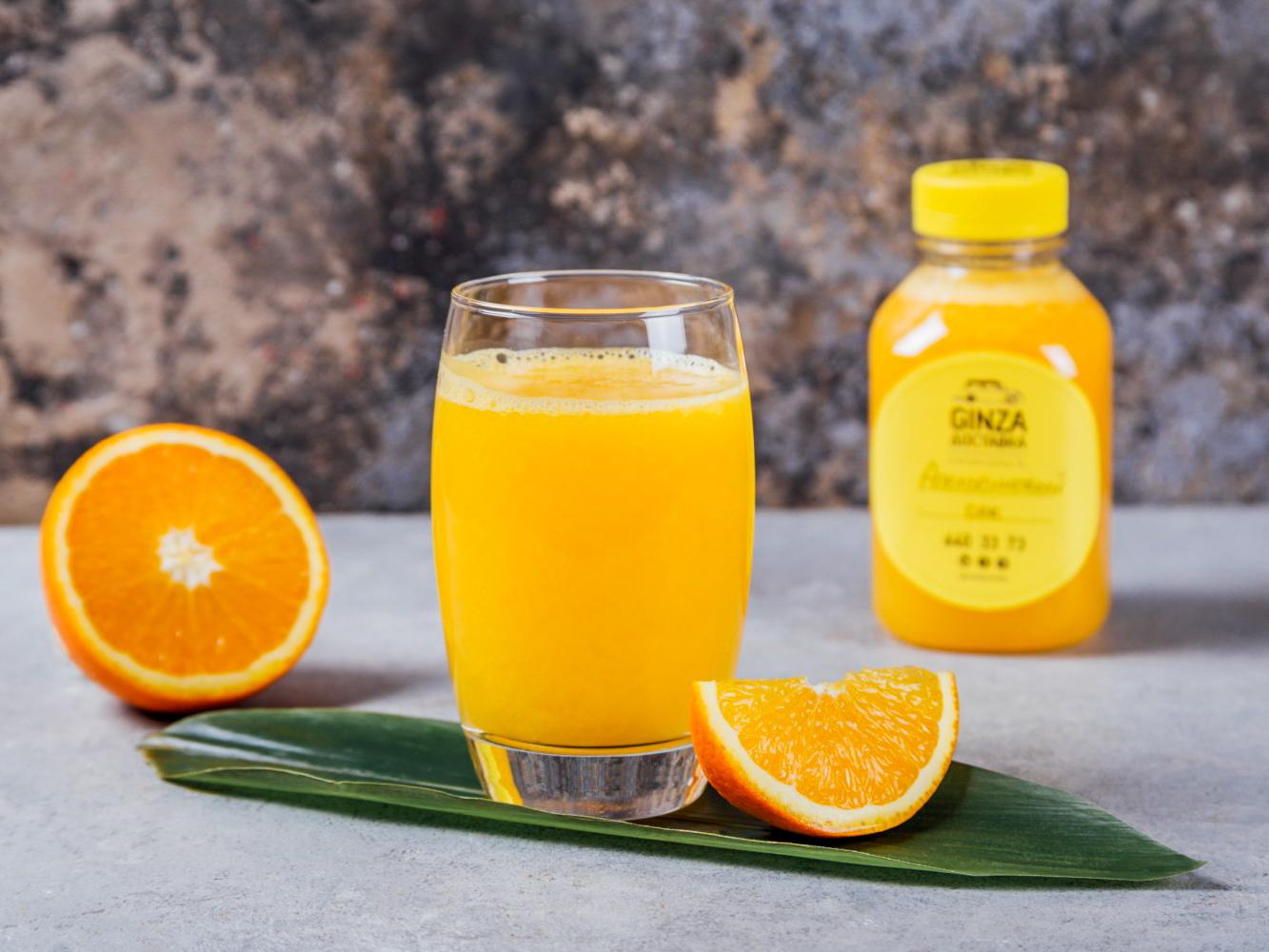 Фреш Апельсин