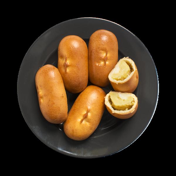 Пирожки домашние с картофелем от шеф-пекаря АВ