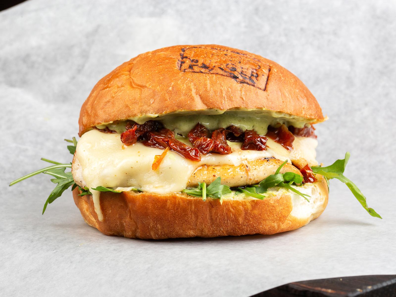 Бургер Cosa nostra