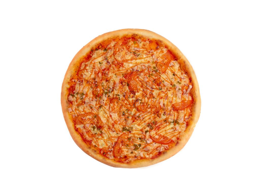 Пицца с остринкой