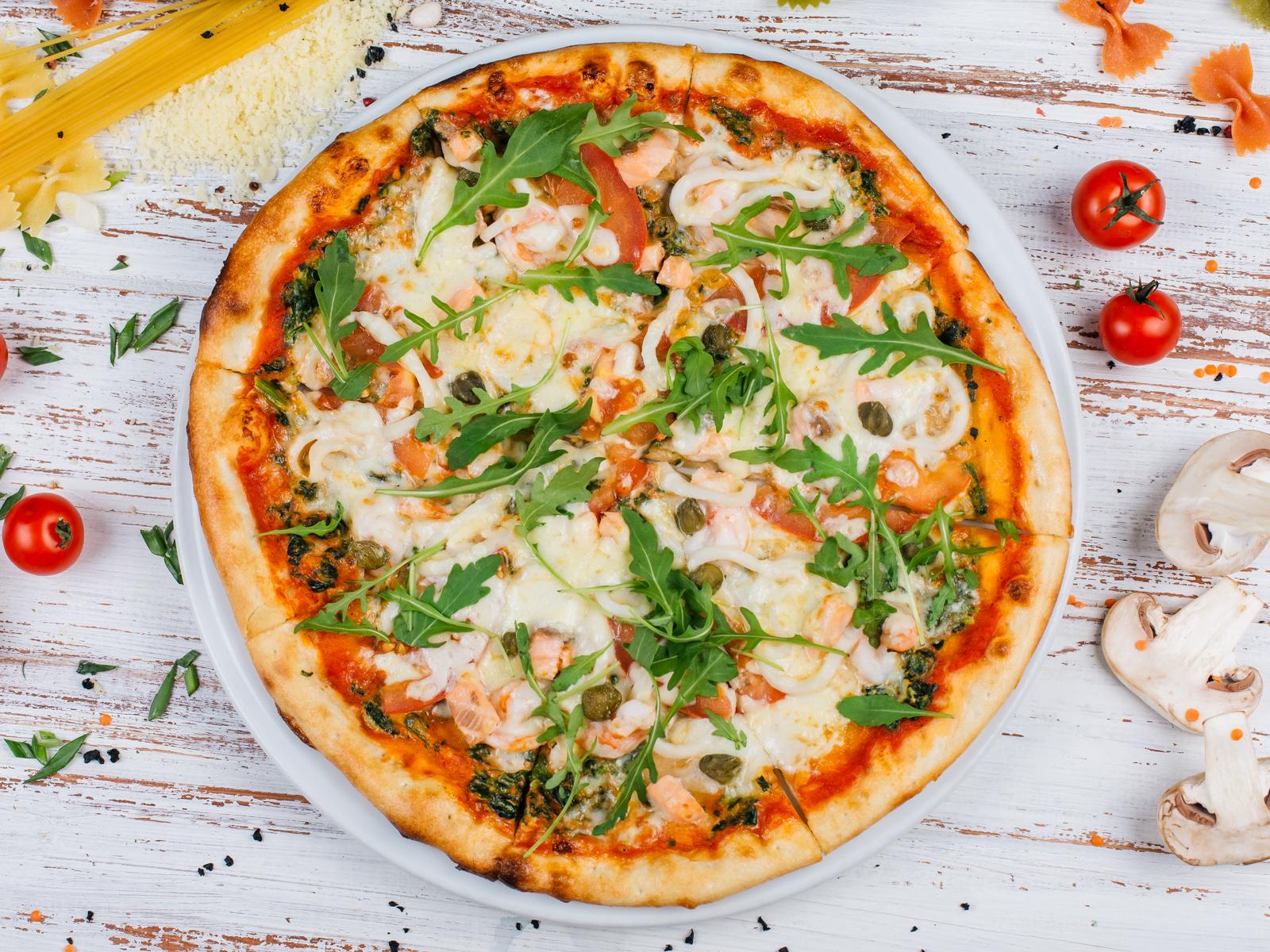Пицца Коста Дель Маре