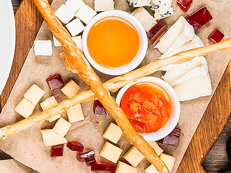 Дегустация благородных сыров