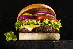 Fridays Чизбургер без гарнира