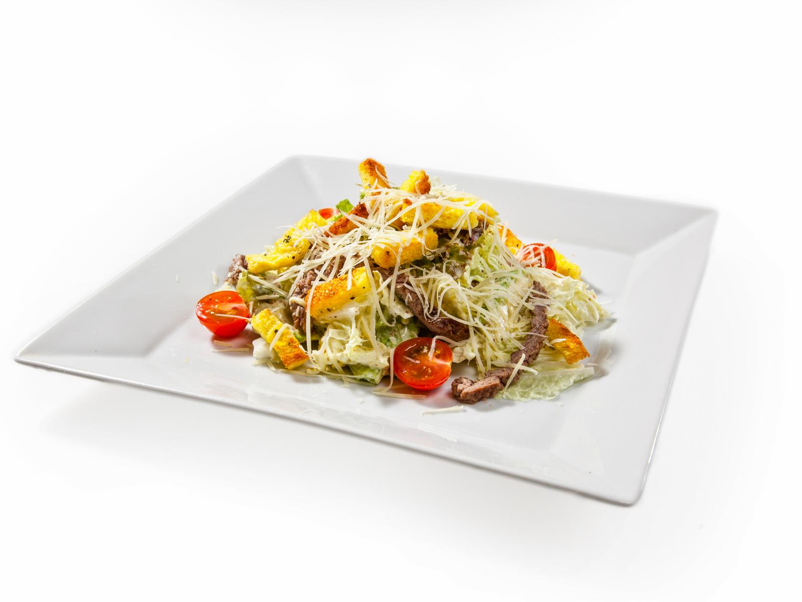 Салат Говядина с авокадо