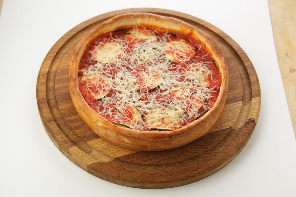 Чикагская пицца Биг чикен