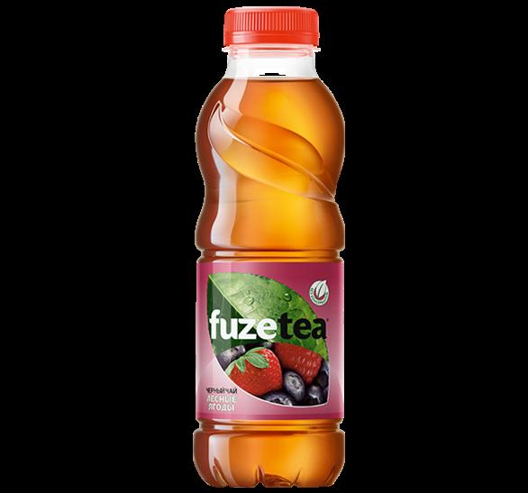 Чай Fuzetea лесные ягоды