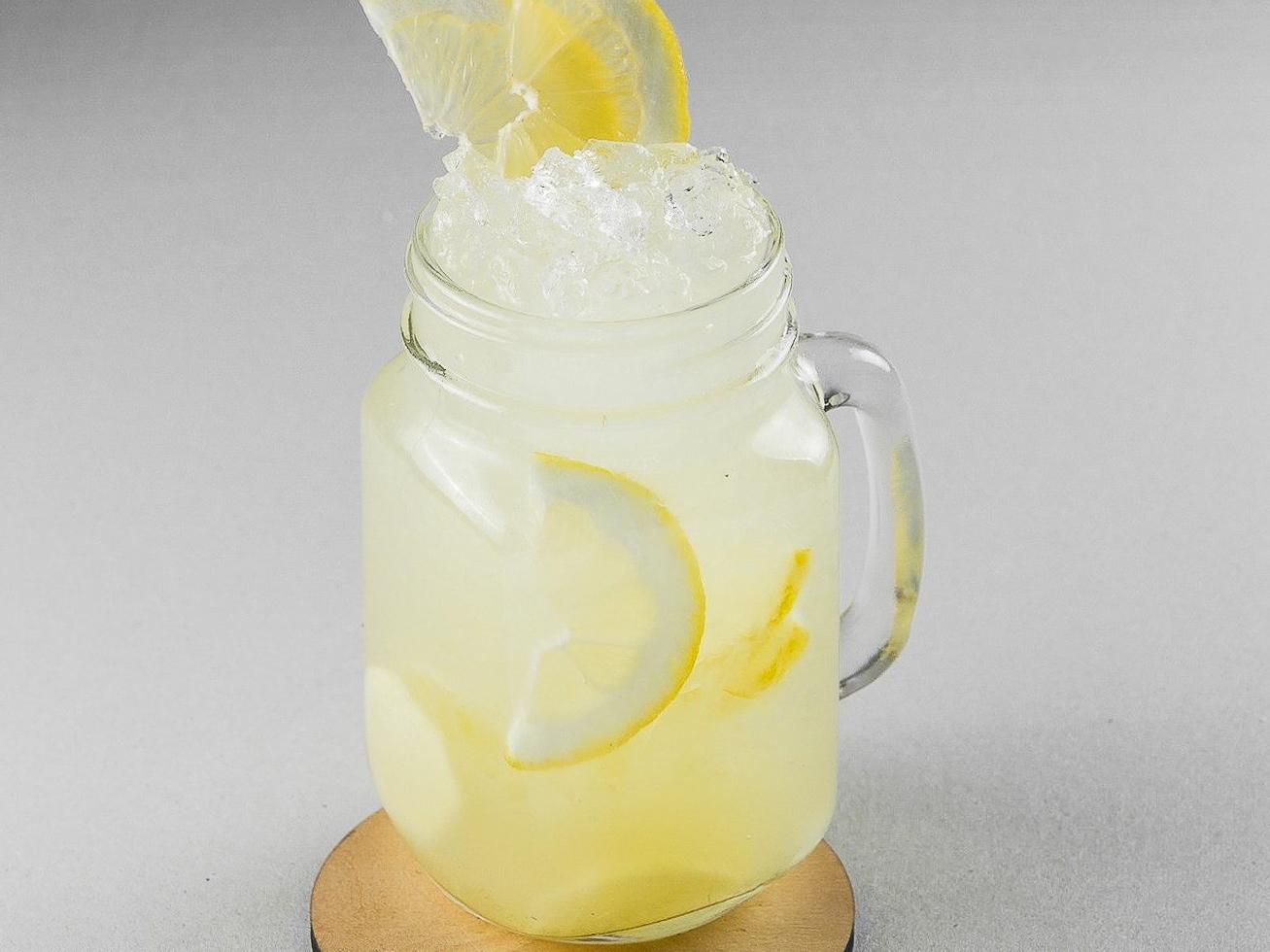 Лимонад Имбирно-цитрусовый