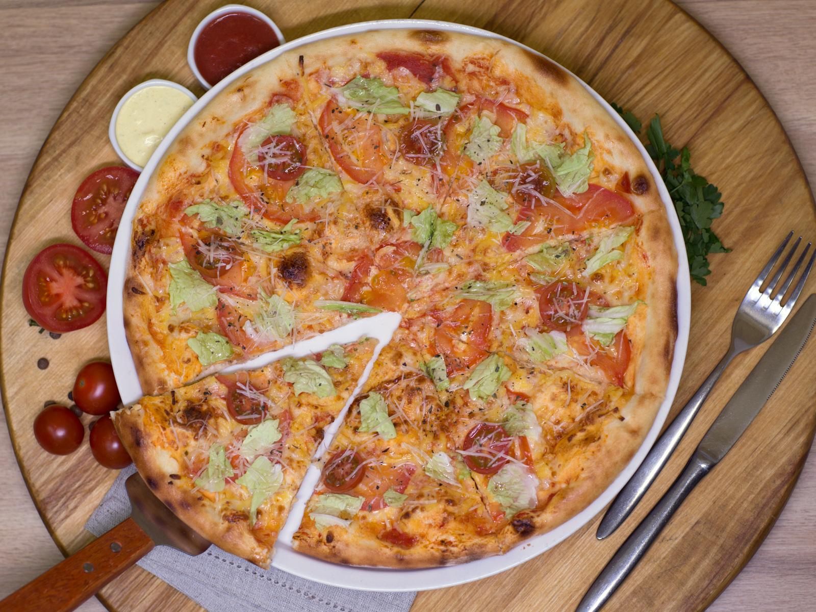 Пицца Маргарита итальяно