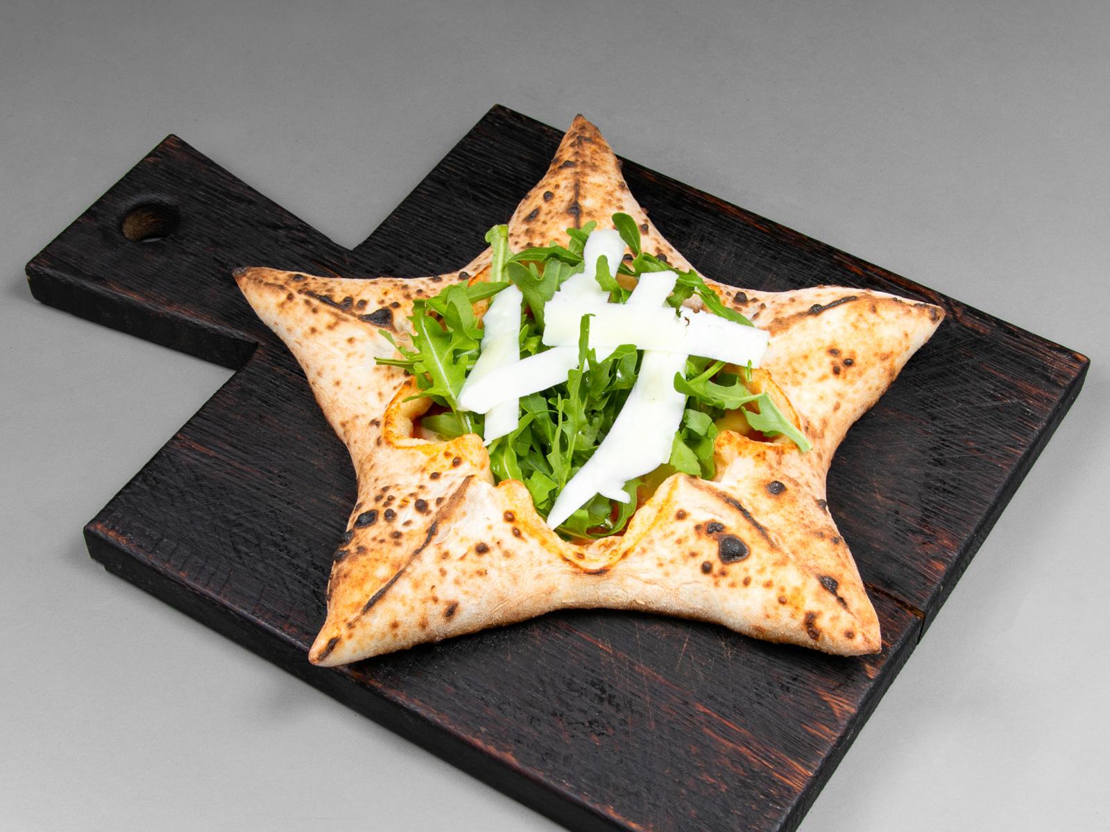 Пицца Кремлевская звезда