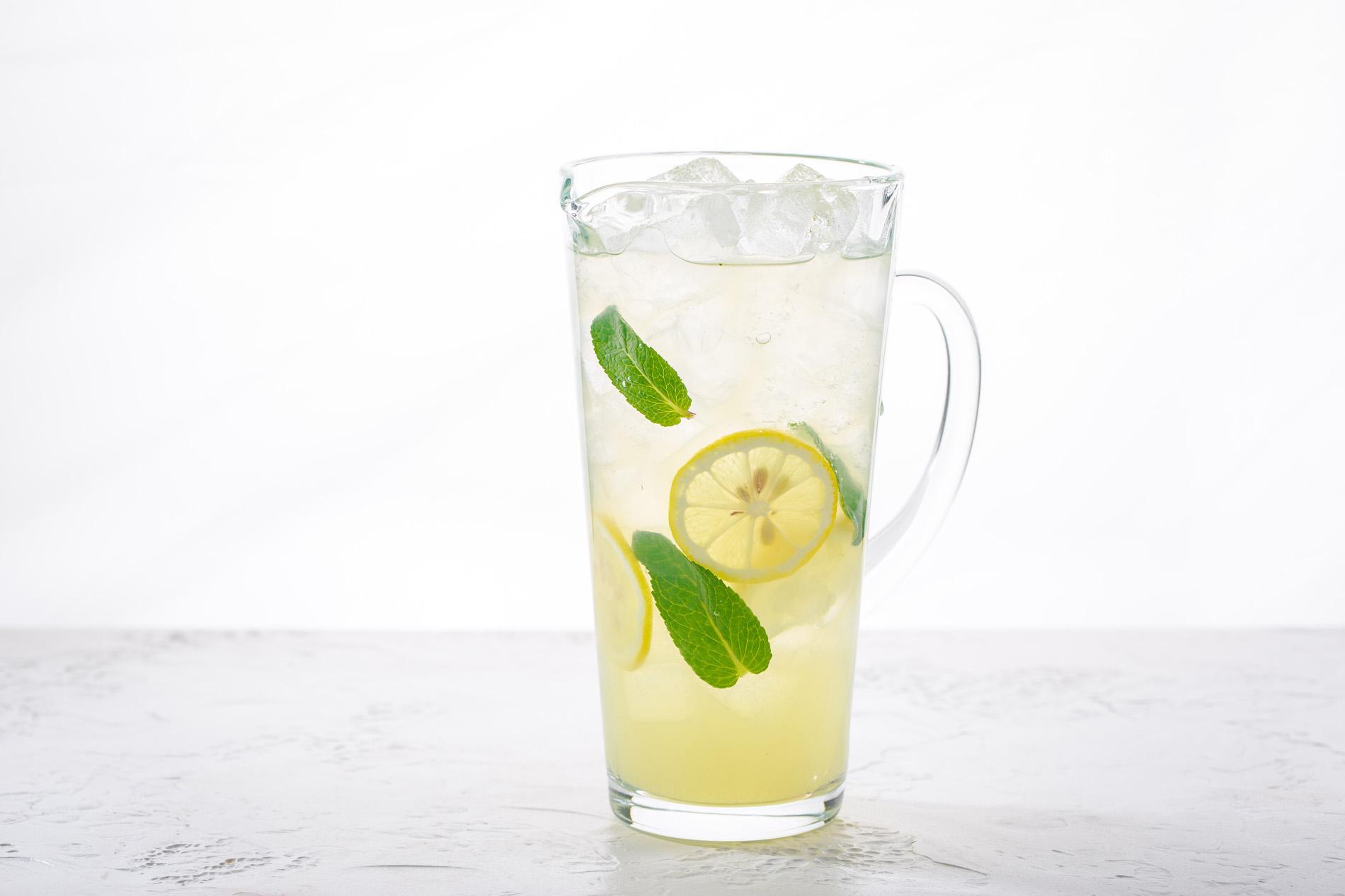 Лимонад классический с мятой