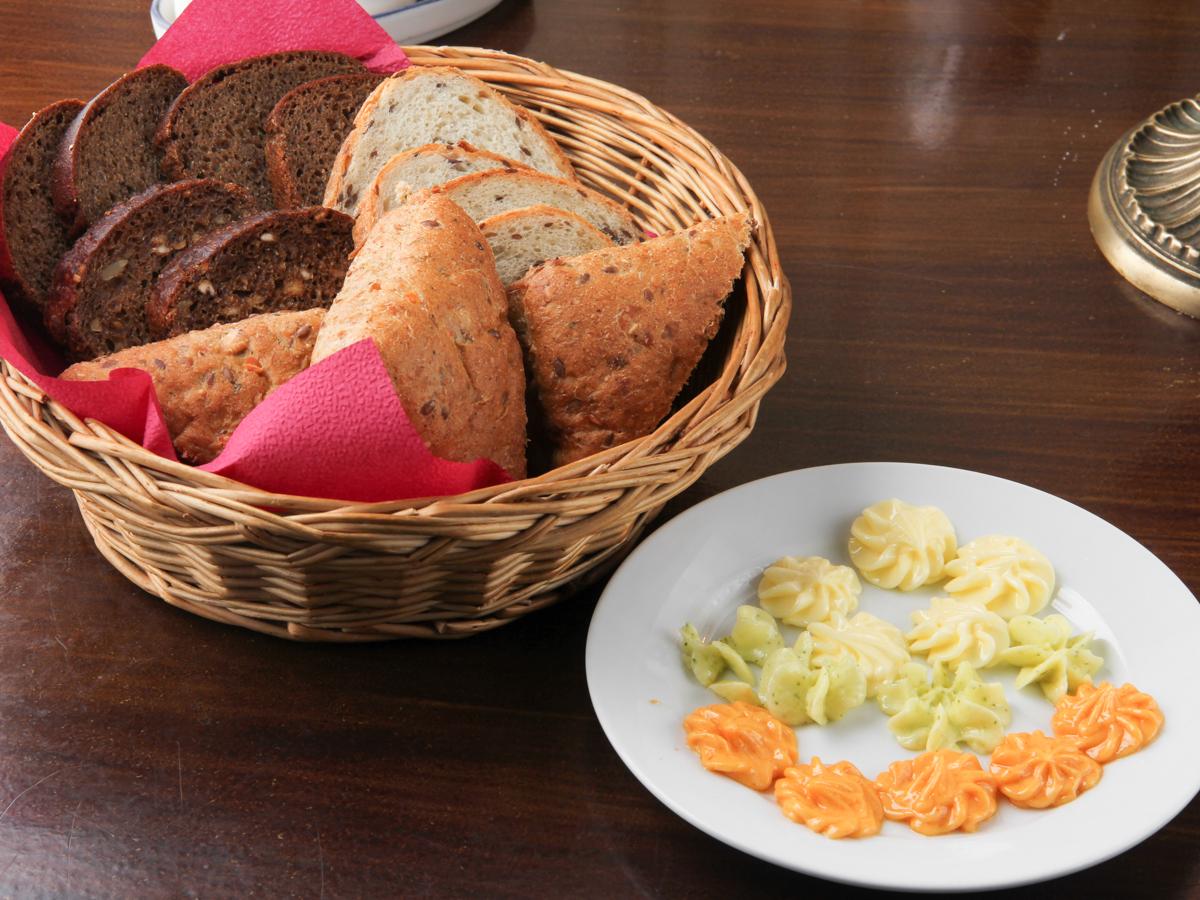 Хлебная корзинка большая