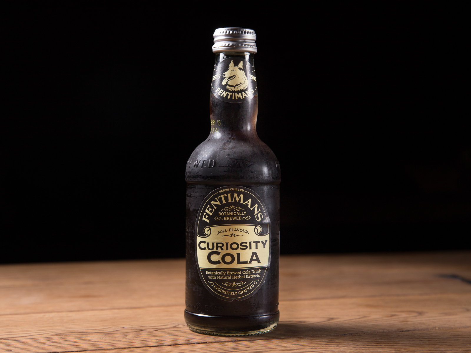 Лимонад Fentimans Curiosity cola