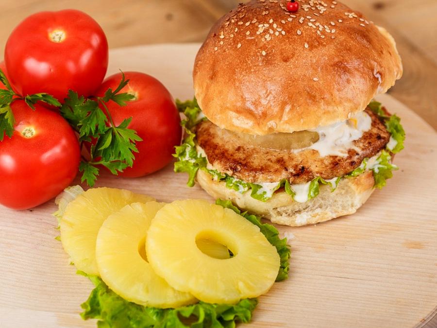 Бургер Алоха