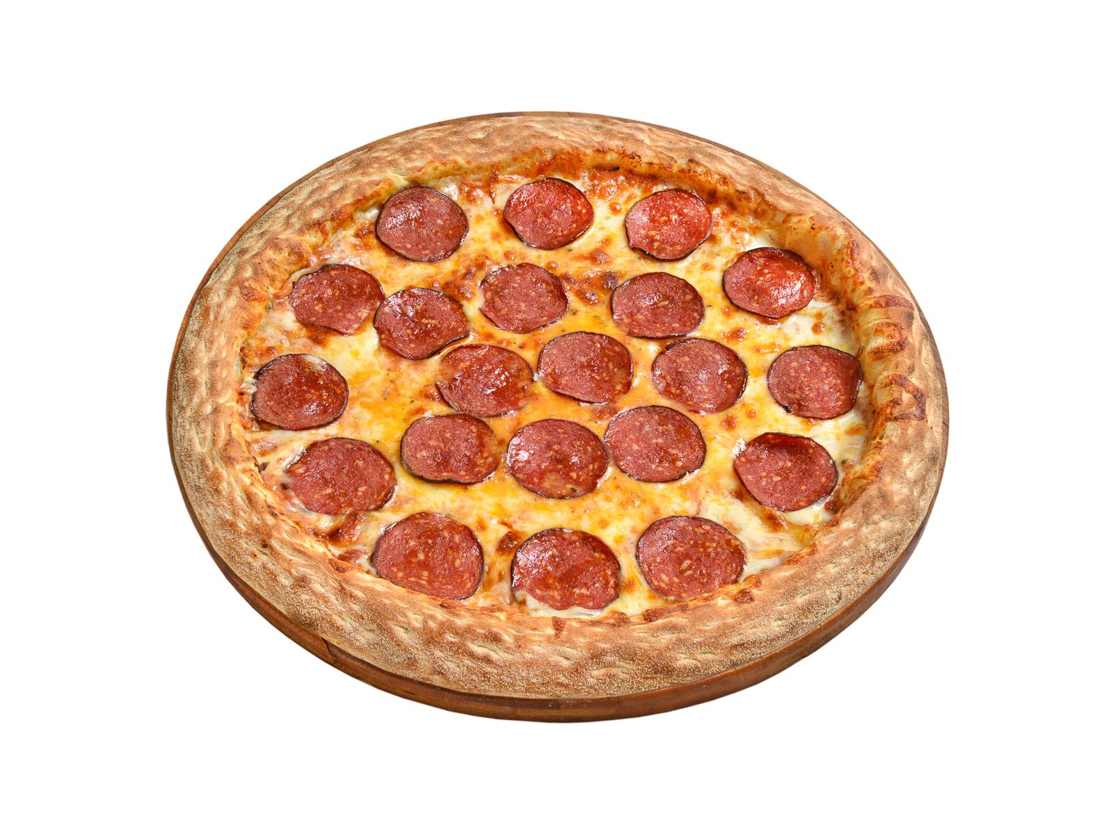 Пицца Пепперони 2.0