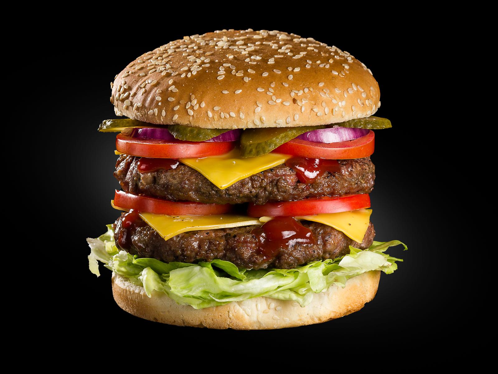 Большой Клаус бургер