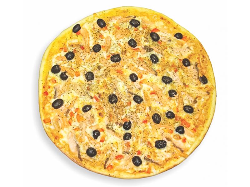 Пицца Океан страсти