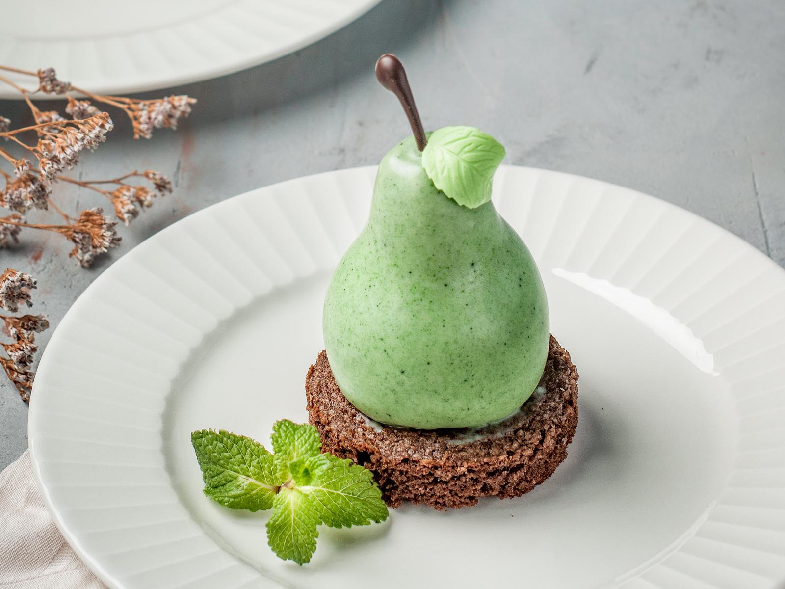 Пирожное Дюшес
