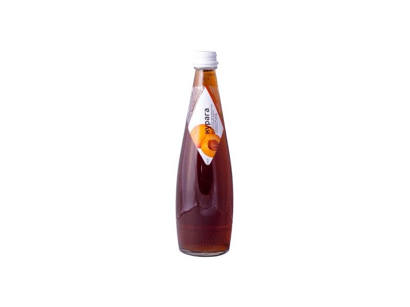 Газированный напиток Курага