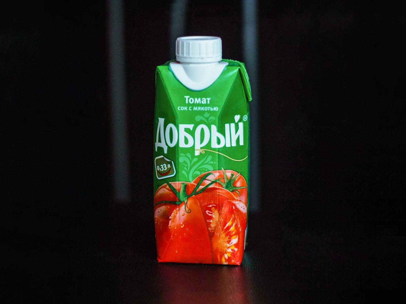Сок Добрый Томатный