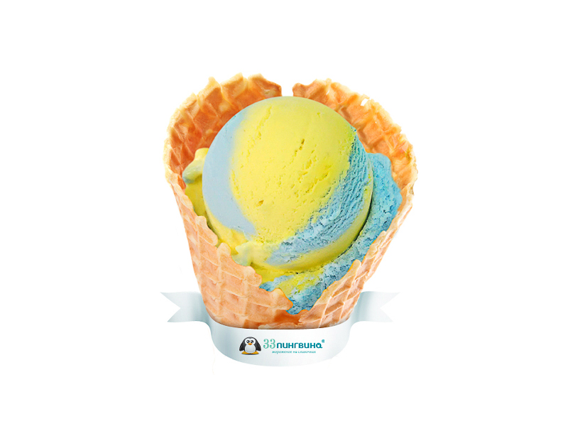 Мороженое Тутти-фрутти