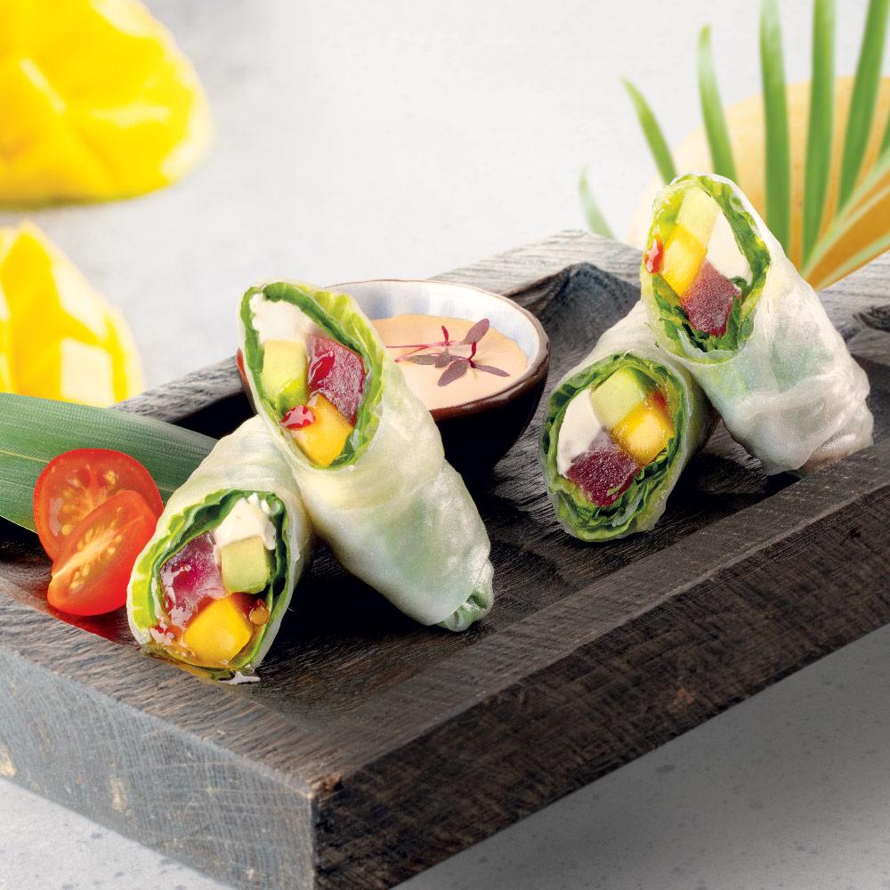 Spring roll с тунцом BigEye