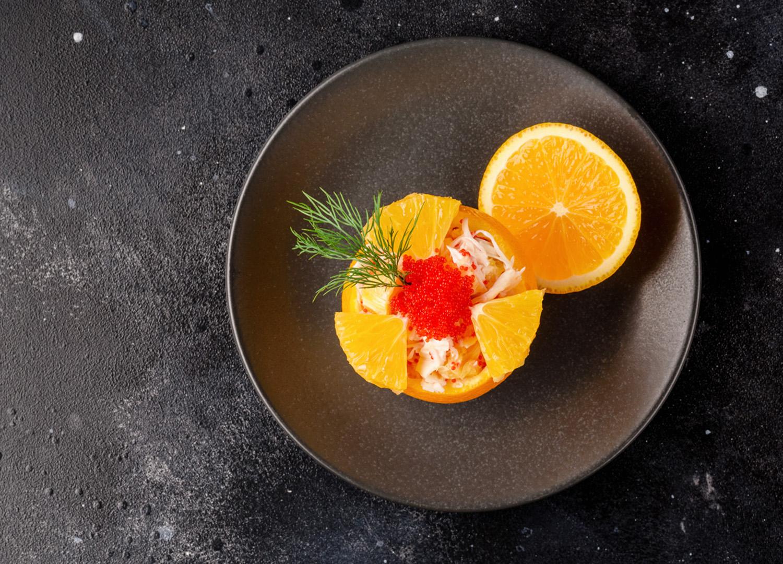Салат Апельсин