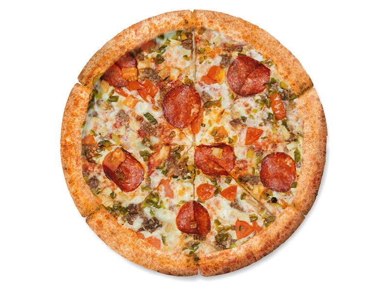 Пицца Огненная
