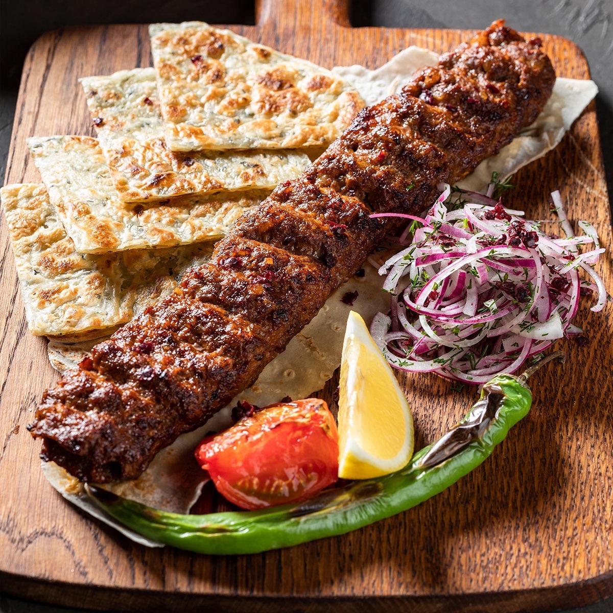 Туркиш Адана-кебаб