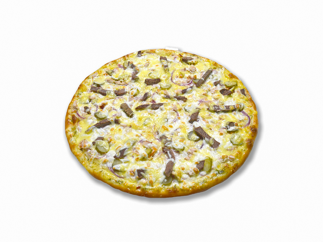 Пицца Тар-тар с говядиной