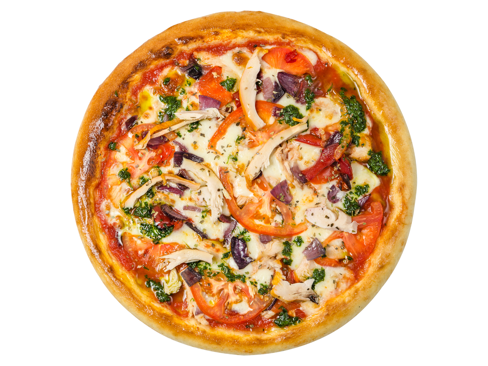 Пицца Тахита
