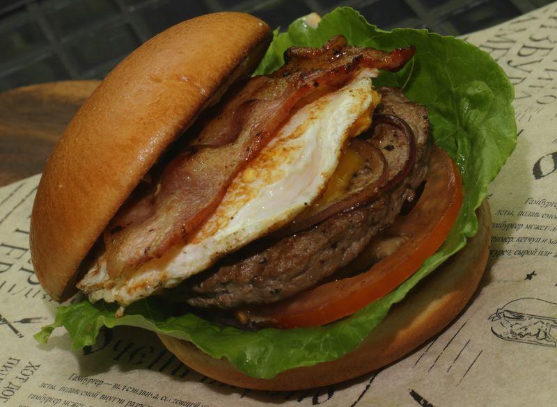 Бургер Лондон