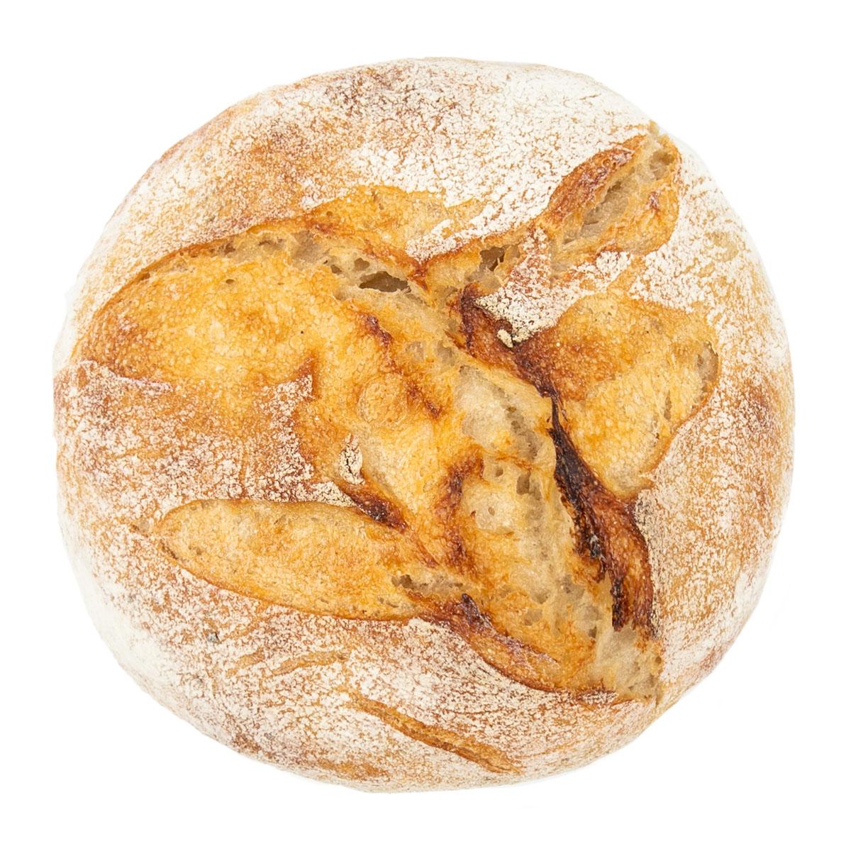 Пшеничный домашний хлеб